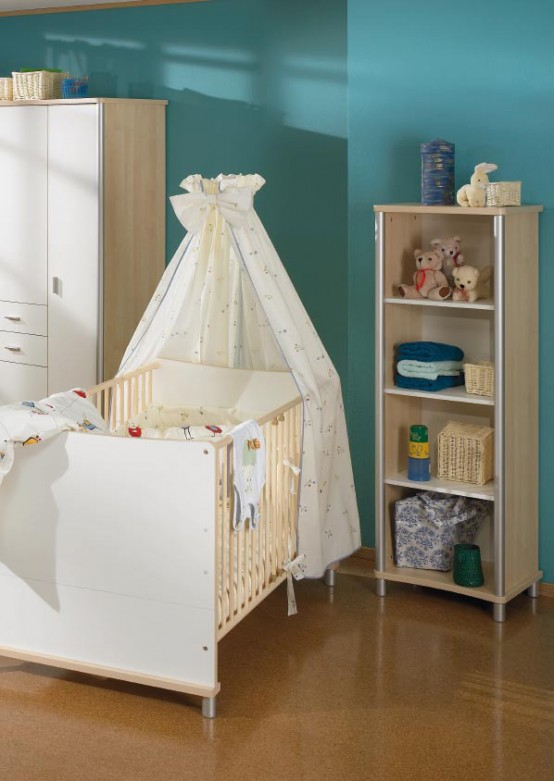 Featured Image of Modern Baby Nursery Furniture