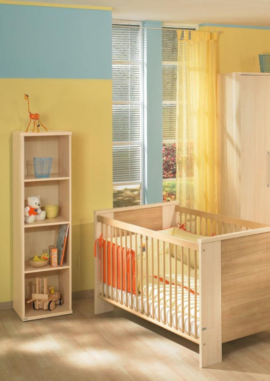 Featured Image of Modern Baby Nursery Interior Ideas