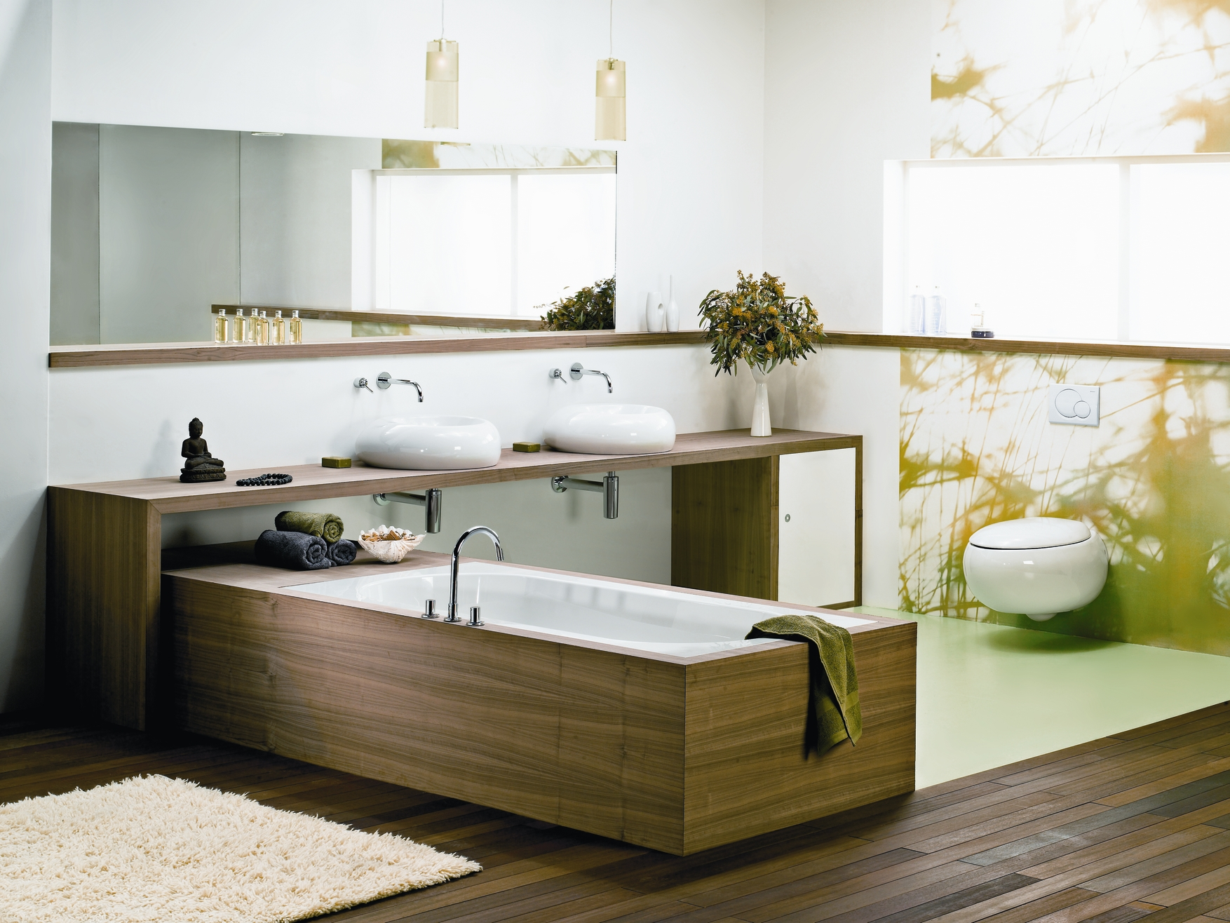 Featured Image of Modern Bathroom Design Ideas