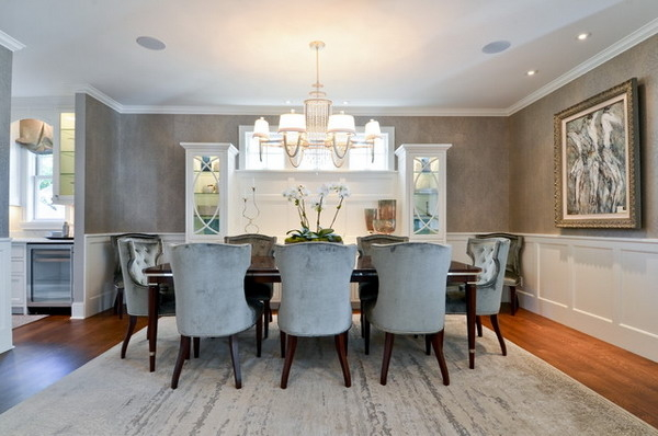 Featured Image of Modern Chandelier For Luxury Dining Room