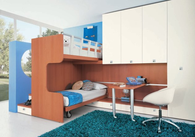 Featured Image of Modern Children Bedroom Interior Ideas