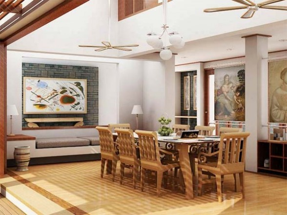 Featured Image of Modern Dining Room Furniture Interior Ideas