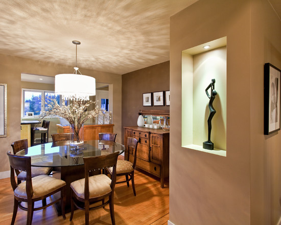 Featured Image of Modern Dining Room Paint Color Ideas