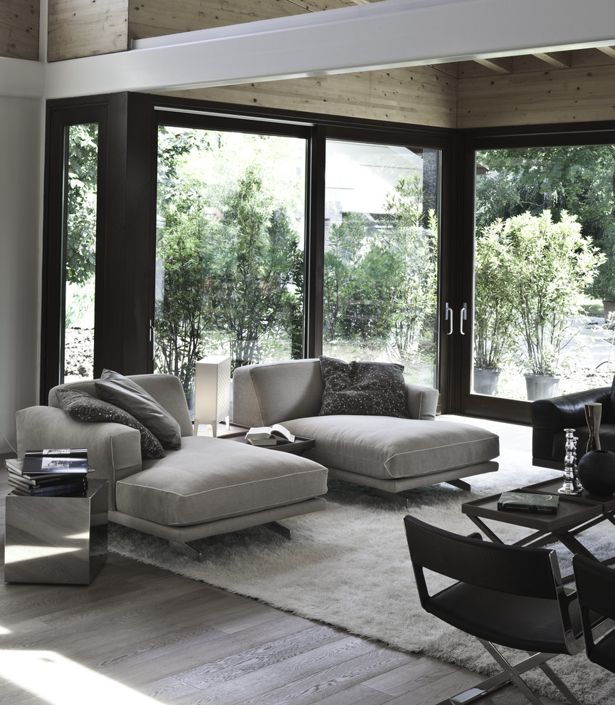 Featured Image of Modern Eclectic Lounge Room