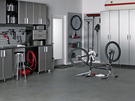 Featured Image of Modern Garage Furniture Cabinet Ideas