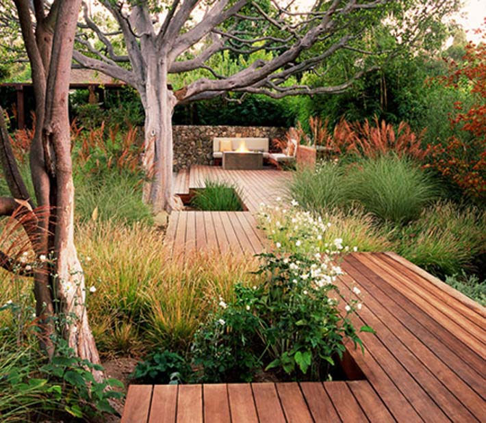 Featured Image of Modern Garden Decoration Design