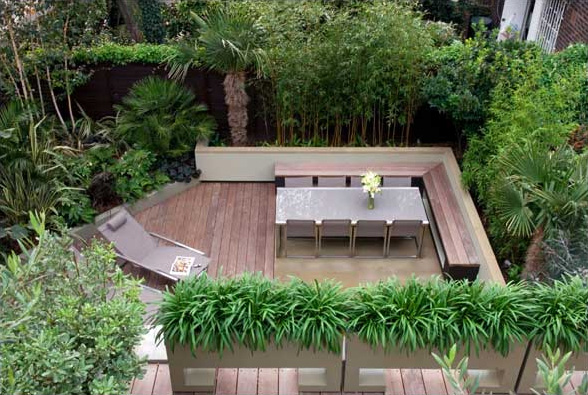 Featured Image of Modern Garden Decoration Ideas