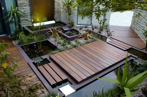 Featured Image of Modern Garden Decoration Inspiration