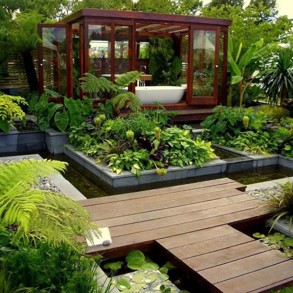 Featured Image of Modern Garden Design Decoration