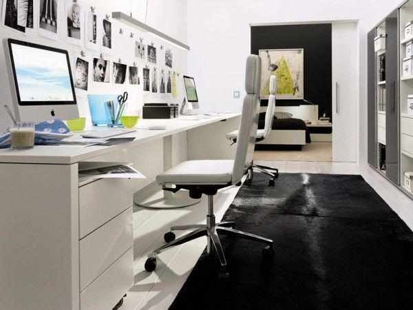 Featured Image of Modern Home Office Decoration Ideas