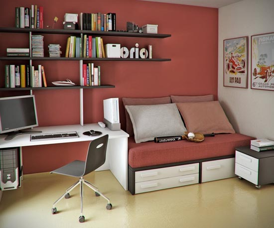 Featured Image of Modern Interior Design Ideas For Computer Workspace