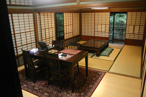 Featured Image of Modern Japanese Dining Room Furniture Design