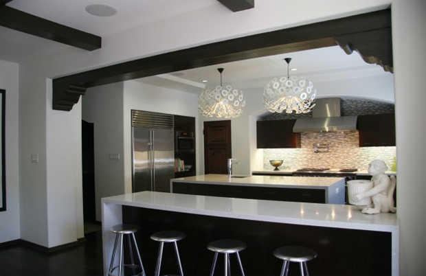 Featured Image of Modern Kitchen 2012 Colors Design In Black