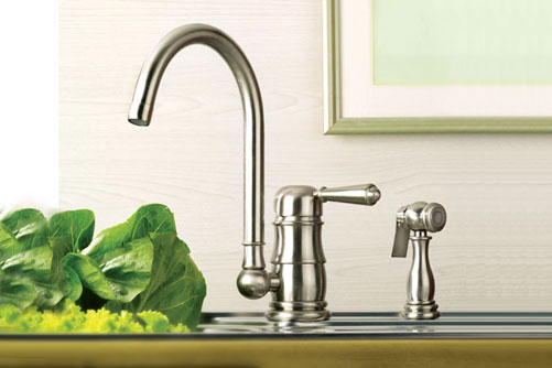 Featured Image of Modern Kitchen Faucets Design Ideas
