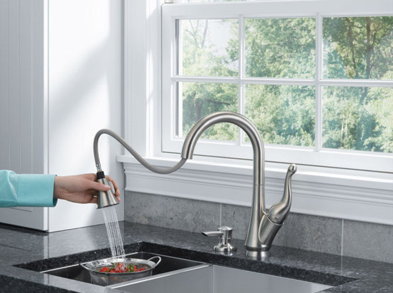 Featured Image of Modern Kitchen Faucets Ideas
