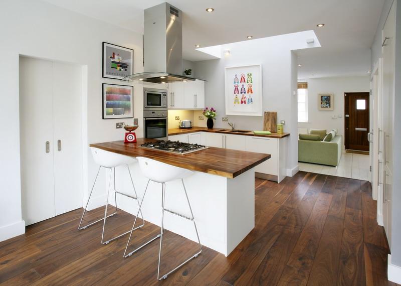 Featured Image of Modern Kitchen Interior Furniture Layout Ideas