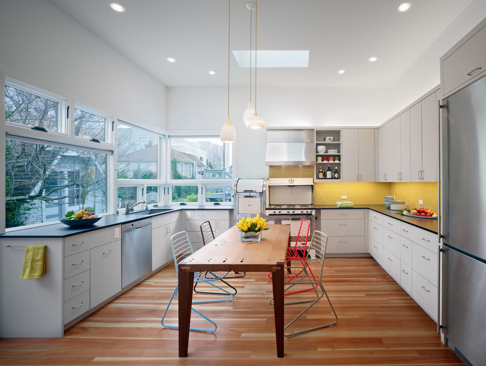 Featured Image of Modern Kitchen Lighting