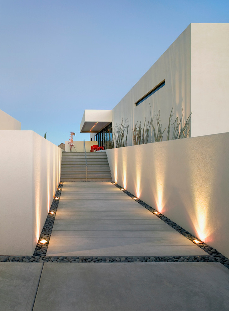 Featured Image of Modern Landscape Lighting Design Ideas