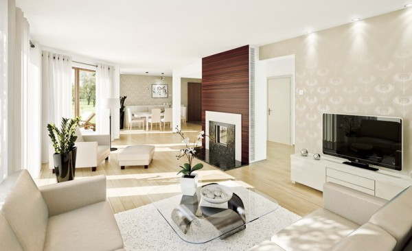 Featured Image of Modern Large Living Room Decoration Ideas