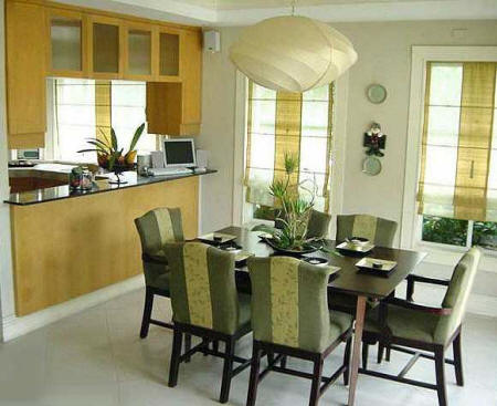 Featured Image of Modern Minimalist Simple Dining Room Furniture