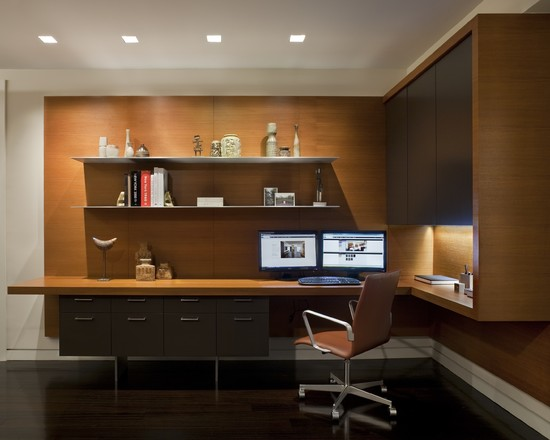 Featured Image of Modern Office Furniture Design Ideas