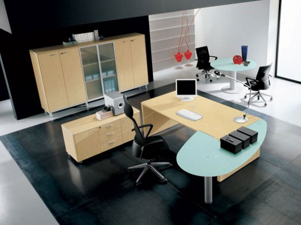 Featured Image of Modern Office Table Ideas