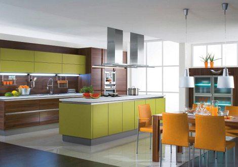 Featured Image of Modern Open Kitchen Design Ideas