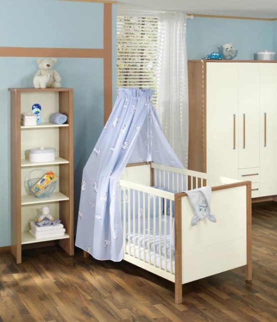 Featured Image of Modern Style Baby Nursery Furniture