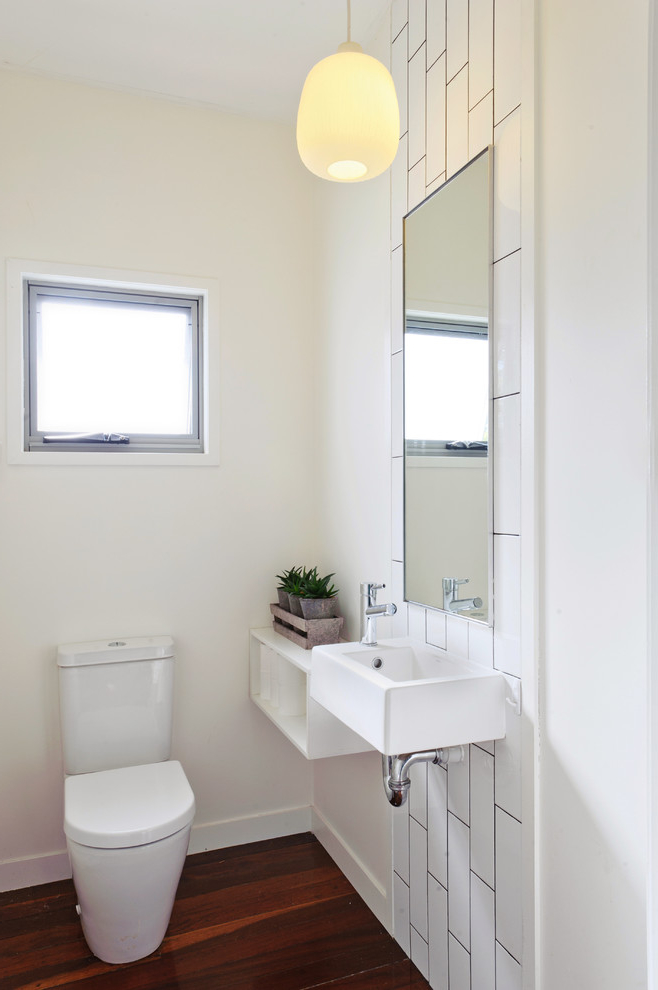 Featured Image of Modern Tiny Bathroom And Toilet Design