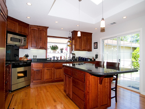 Featured Image of Modern Wooden Kitchen Furniture Ideas