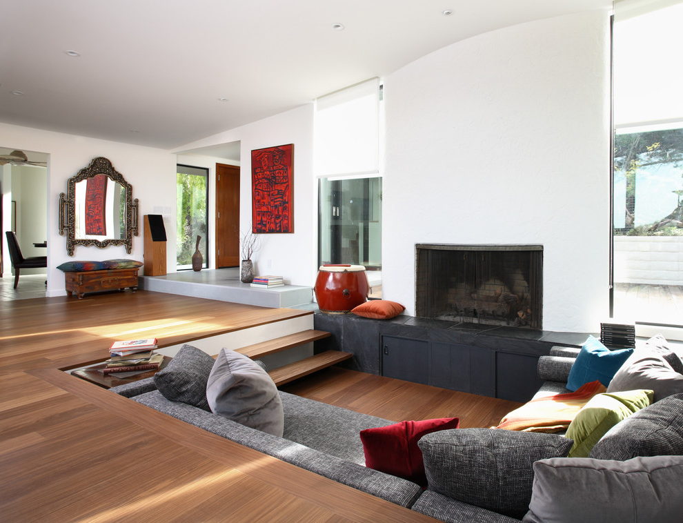 Featured Image of Modern And Cozy Ideas For European Living Room