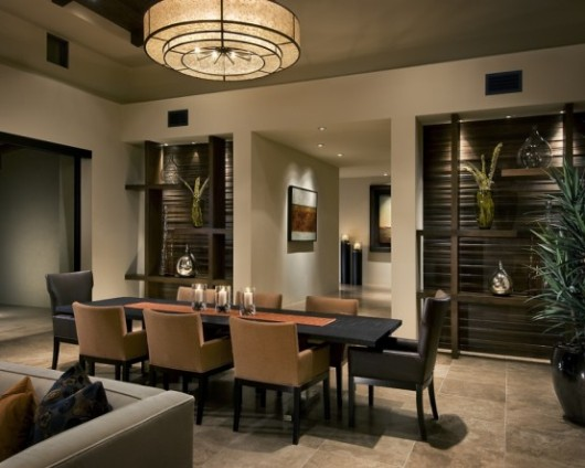 Featured Image of Modern Dining Rooms Interior Design