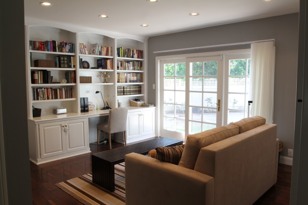 Featured Image of Multipurpose Living Room Decor With Book Libraries