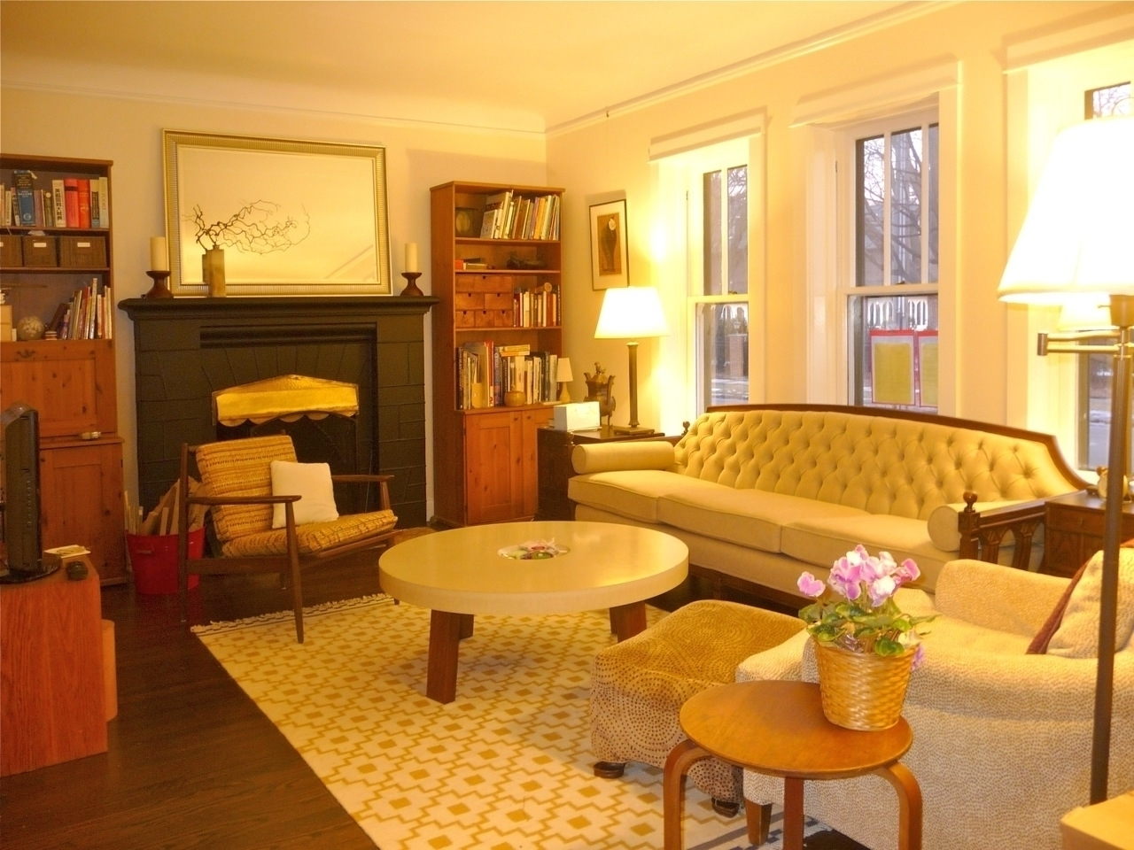Featured Image of Narrow Living Room Classic