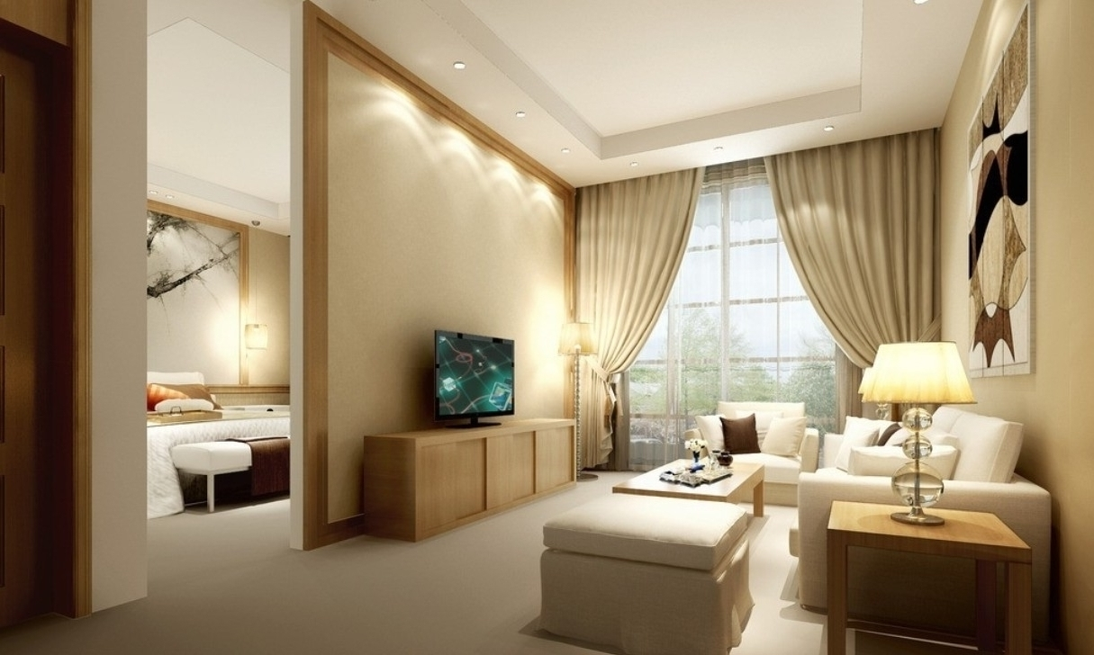 Featured Image of Narrow Living Room Concept