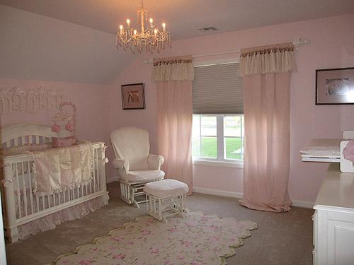 Featured Image of Nursery Bedroom Furniture Interior Ideas