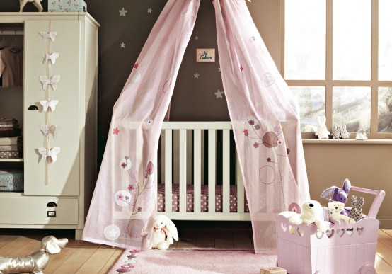 Featured Image of Nursery Room Decoration Ideas