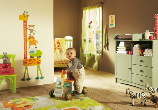 Featured Image of Nursery Room Design Decoration