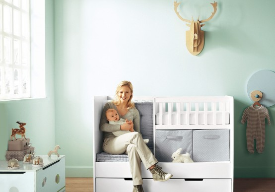 Featured Image of Nursery Room Design Ideas