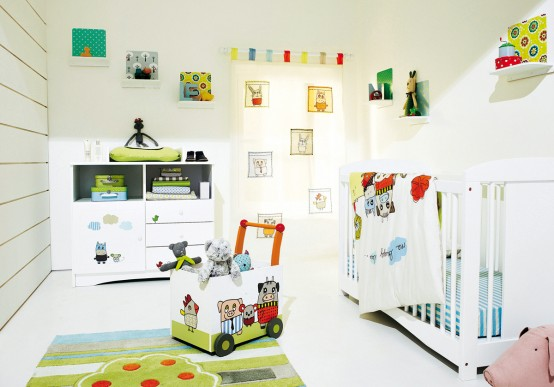 Featured Image of Nursery Room Furniture Decoration