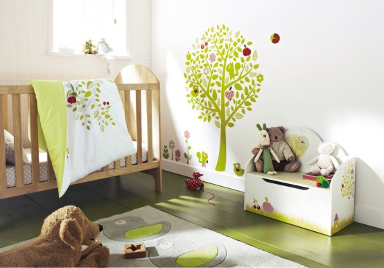 Featured Image of Nursery Room Interior Ideas
