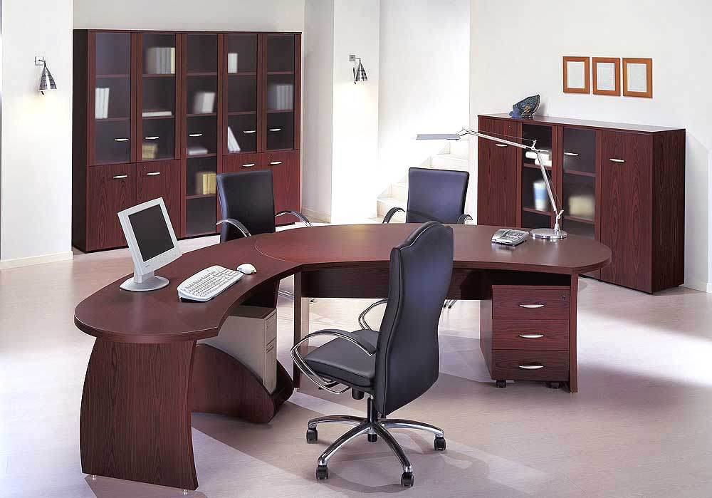 Featured Image of Office Furniture Design Ideas