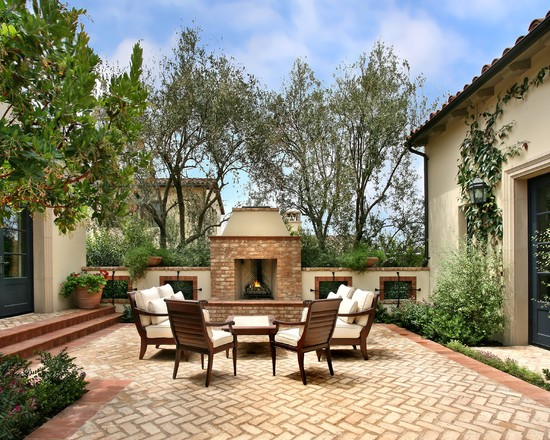 Featured Image of Open Courtyard Design Ideas