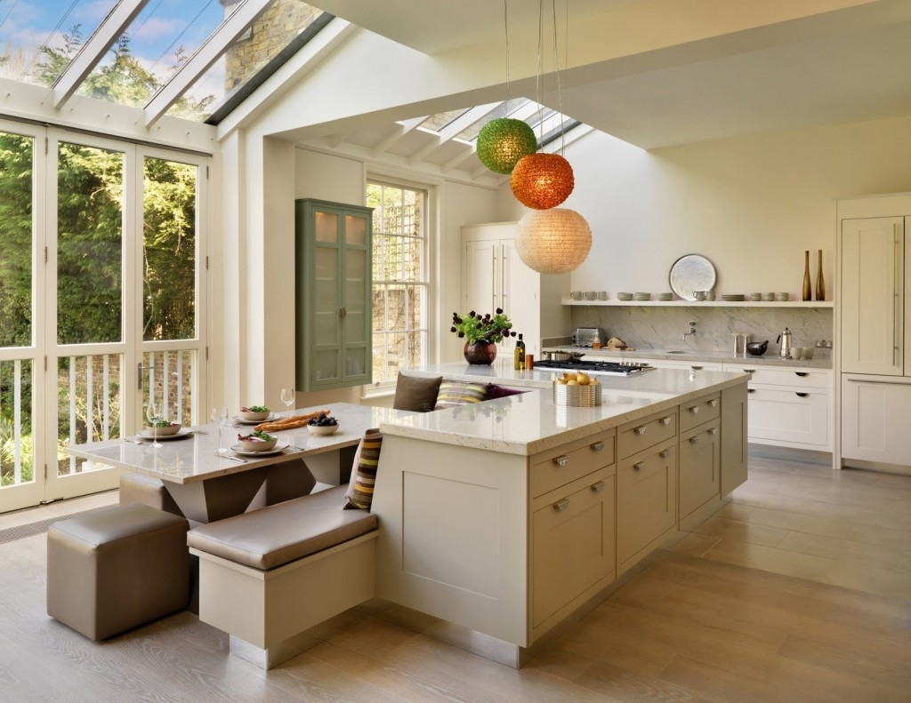Featured Image of Open Kitchen And Family Room
