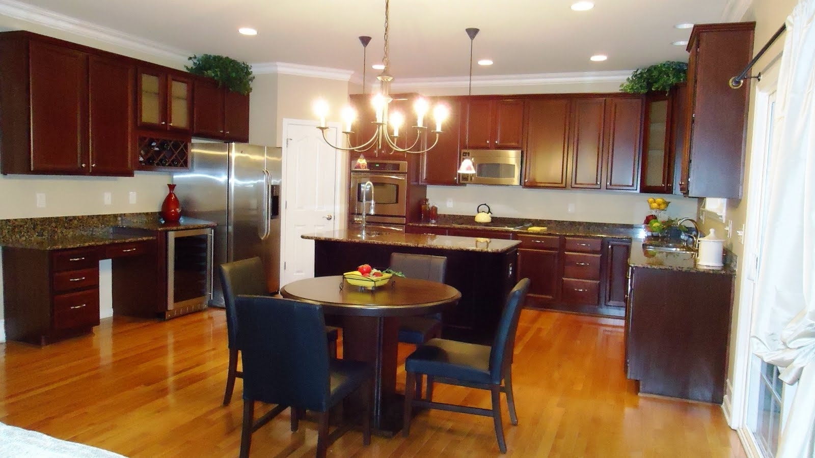 Featured Image of Open Kitchen Dining Room Remodel