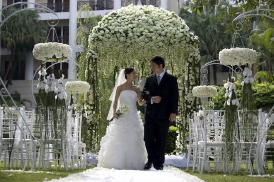 Featured Image of Outdoor Wedding Reception Decoration Ideas