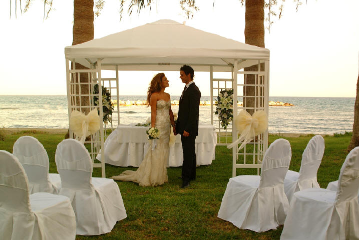 Featured Image of Outdoor Wedding Reception Idea