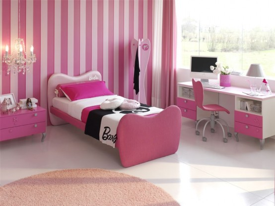 Featured Image of Pink Bedroom Makeover Decoration Ideas