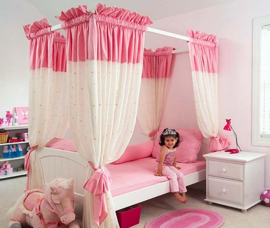 Featured Image of Pink Girl Bedroom Makeover Ideas