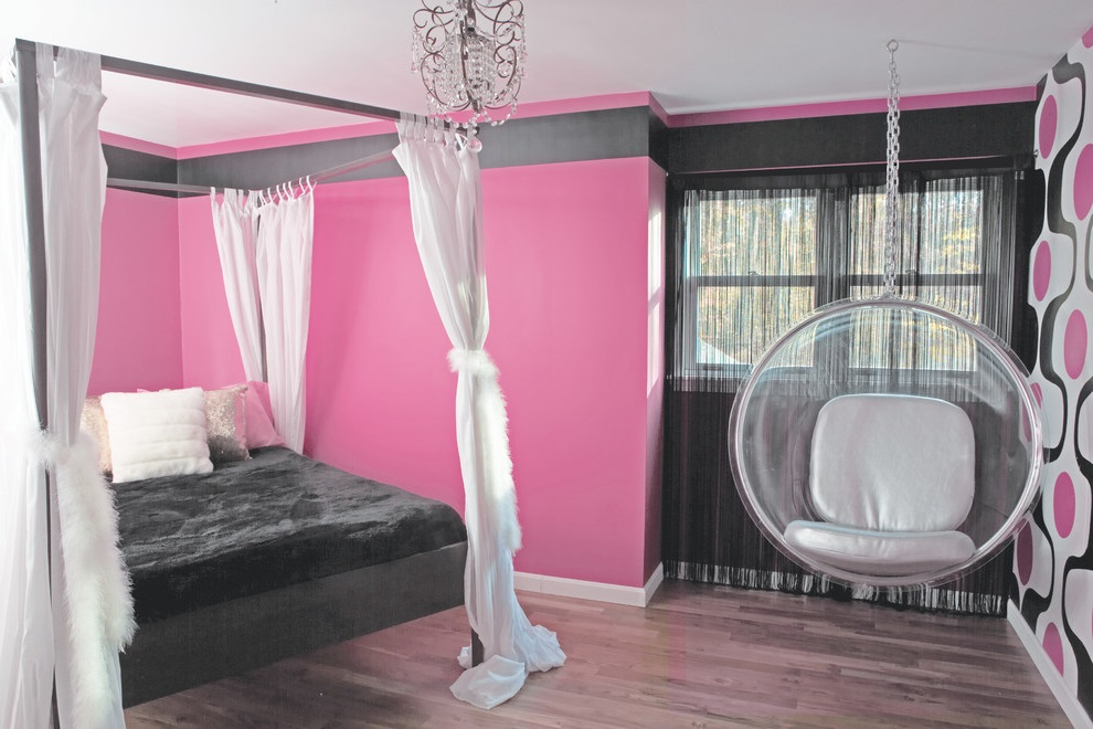 Featured Image of Pink Theme For Girl Bedroom
